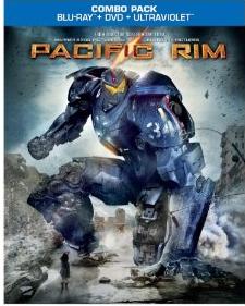Pacific Rim blu ray combo pack