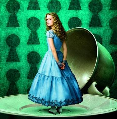 alice in wonderland movie poster johnny depp