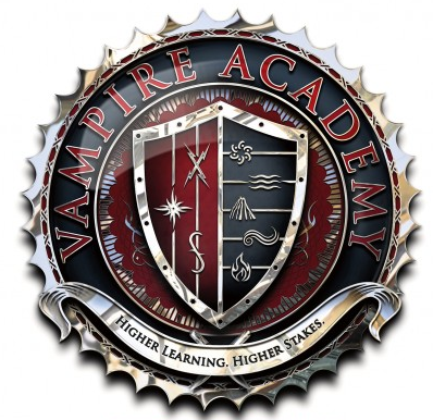 vampire academy crest movie poster logo rare