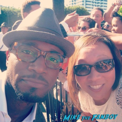Taye diggs fan photo rare promo hot sexy signing autographs