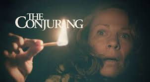 the conjuring rare promo press still promo