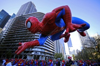 spider man macys thanksgiving day balloon