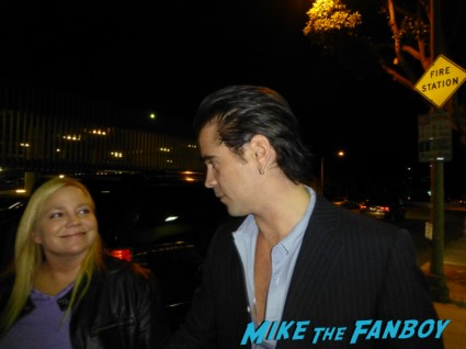 colin farrell emma thompson signing autographs saving mr banks q and a hot sexy (4)