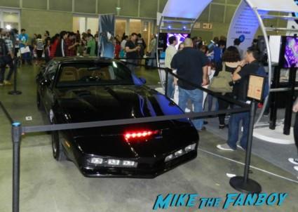 KITT car at comikaze 2013 cosplay thor rare loki ghostbusters stan lee 059