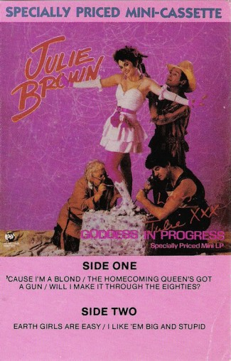 goddess in progress julie brown homecoming queen's got a gun julie brown musical