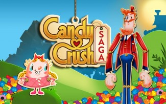iPhone - candy crush