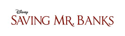 saving Mr. Banks logo