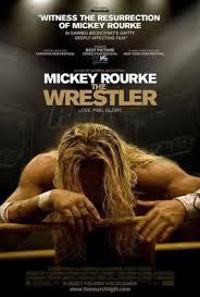 mickey rourke the wrestler rare promo photo