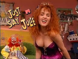 just say julie with julie brown