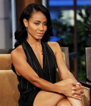 jada pinkett smith photo tonight show with jay leno will smith jada pinkett smith photo