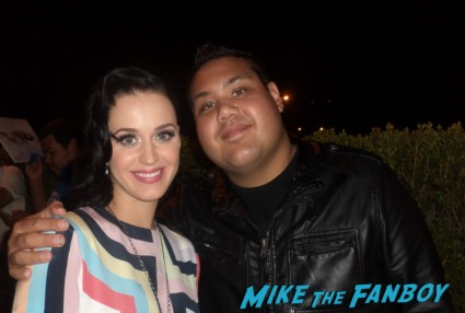 katy perry signed autograph katy perry live in concert prism i heart radio katy perry I heart radio concert prism rare