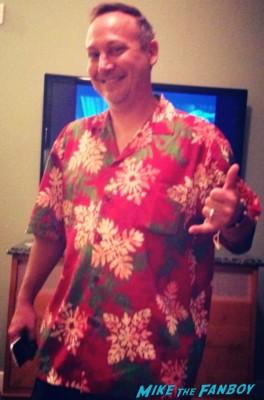keith's shirt