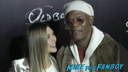 Oldboy New York Movie Premiere! Spike Lee! Samuel L. Jackson! Elizabeth Olsen! Michael Imperioli! And More!