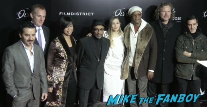 Oldboy New York Movie Premiere! Spike Lee! Samuel L. Jackson! Elizabeth Olsen! Michael Imperioli! And More!