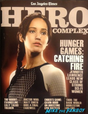 Hunger Games Catching Fire Swag pack