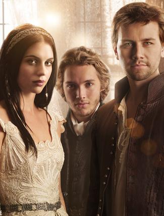 reign cast photo promo hot