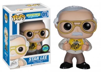 stan lee funko pop figure comikaze 2013