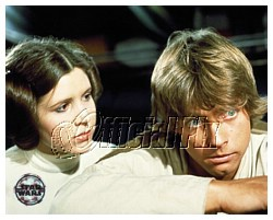star wars mark hammil carrie fisher
