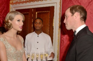The Duke Of Cambridge Attends The Winter Whites Gala In Aid Of Centrepoint