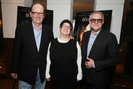 Ken Blancato, Karen Rosenfelt, Brian Percival