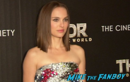 natalie portman at thor dark world new york screening premiere natalie portman (3)