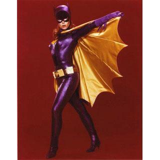 yvonne craig batgirl batman adam west photo
