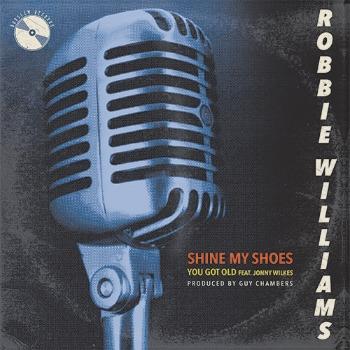 robbie williams signed ep
