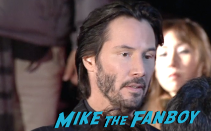 47 Ronin Japanese movie premiere keanu reeves signing autographs 16