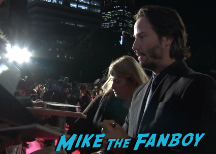 47 Ronin Japanese movie premiere keanu reeves signing autographs 17