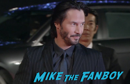 47 Ronin Japanese movie premiere keanu reeves signing autographs 9