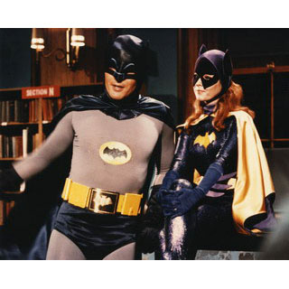yvonne craig batgirl batman adam west photo