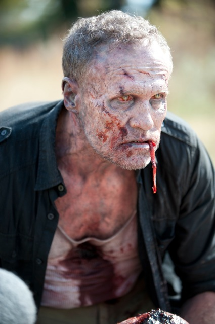 "Merle Dixon (Michael Rooker) - The Walking Dead_Season 3, Episode 15_""This Sorrowful Life"" - Photo Credit: Gene Page/AMC"