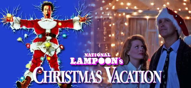 Christmas-Vacation header photo rare chevy chase still photo