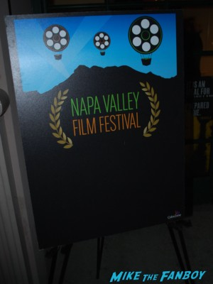 Napa valley film feastival poster 2013