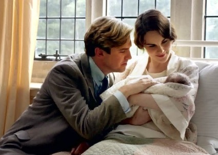 Downton Abbey Christmas Special