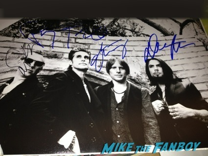Jane's Addiction signed autograph photo rare promo walk of fame star ceremony16
