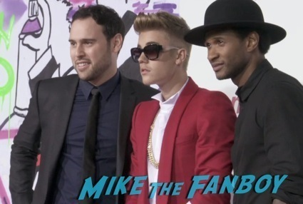 Justin Bieber's Believe LA Movie Premiere red carpet12