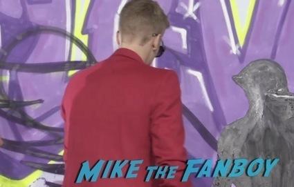 Justin Bieber's Believe LA Movie Premiere red carpet13