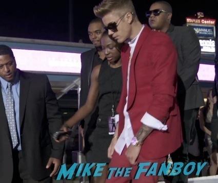 Justin Bieber's Believe LA Movie Premiere red carpet14