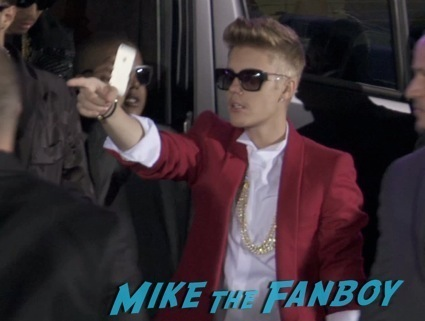 Justin Bieber's Believe LA Movie Premiere red carpet15