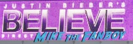 Justin Bieber's Believe LA Movie Premiere red carpet19