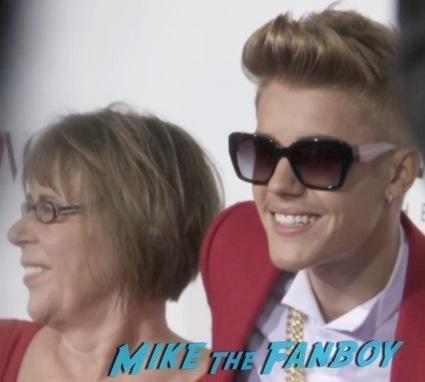Justin Bieber's Believe LA Movie Premiere red carpet7