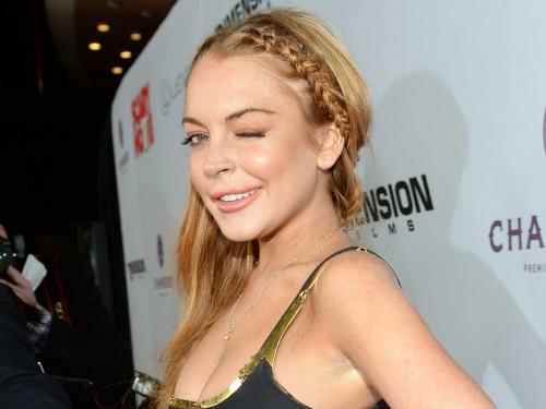 Lindsay Lohan Lindsay Lohan_singing