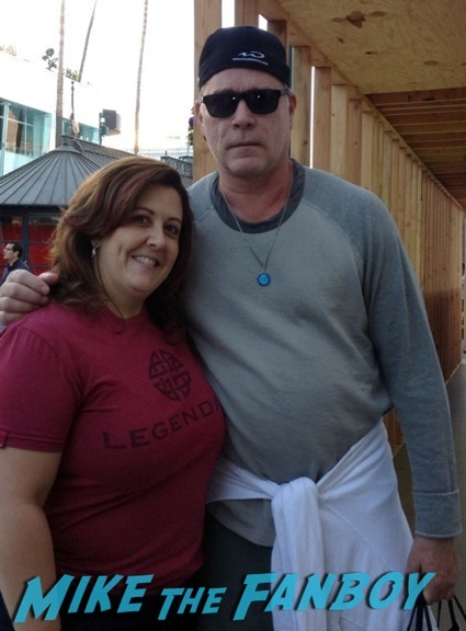 Meeting Ray Liotta signing autographs goodfellas star2
