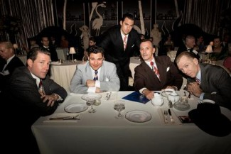 Mob City - roundtable