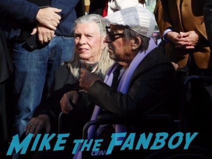 Paul Mazursky walk of fame star ceremony mel brooks2