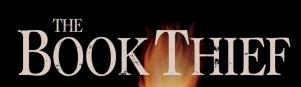 The book thief logo rare movie poster
