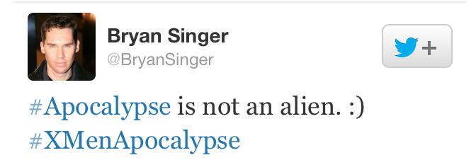 bryan singer tweet