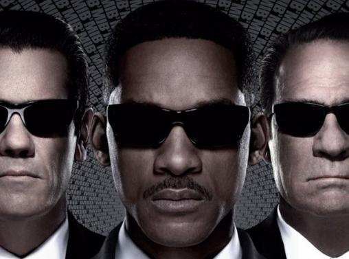men in black reboot movie poster rare promo