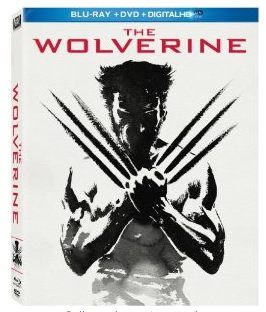 The Wolverine Blu-ray cover art package